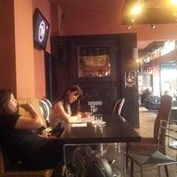 Photo taken at Palo Alto Café by Nicola C. on 6/14/2013