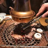 Photo taken at 왕비집 (王妃家) by Er Er S. on 4/30/2017