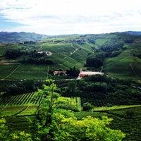 Photo taken at Castiglione Falletto by Christian on 7/22/2014