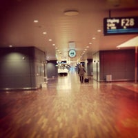 Photo taken at Stockholm-Arlanda Airport (ARN) by Christian on 4/10/2013