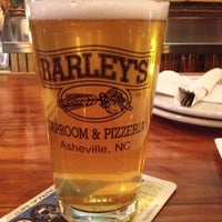 Photo taken at Barley's Taproom & Pizzeria by Karen W. on 12/28/2012