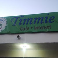 Photo taken at Timmie's by Rogelio F. on 7/14/2013