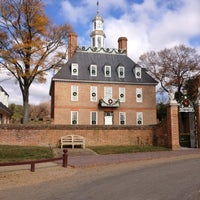 Photo taken at Governor's Palace by David D. on 11/21/2012