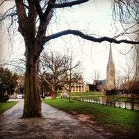 3/19/2013 tarihinde Yelyam E.ziyaretçi tarafından Clissold Park'de çekilen fotoğraf