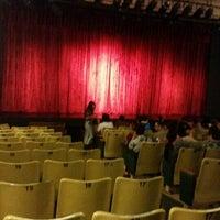 Photo taken at Teatro Lucho Barahona by Rodolfo M. on 8/10/2015