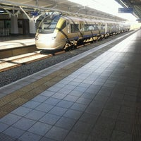 Photo taken at Gautrain Midrand Station by Thabang M. on 6/28/2013