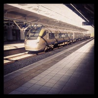 Photo taken at Gautrain Midrand Station by Thabang M. on 5/29/2013