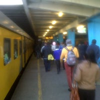 Photo taken at Cape Town Station Deck by meneerJNR N. on 5/16/2013