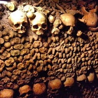 Photo taken at Catacombs of Paris by James P. on 6/6/2013