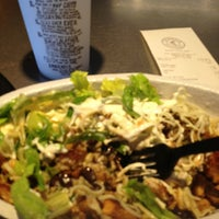 Photo taken at Chipotle Mexican Grill by Kayla B. on 7/9/2013