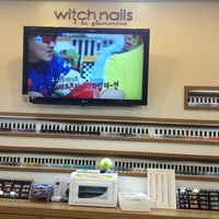 Photo taken at witch nails by Jimin K. on 5/28/2013