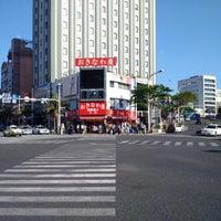 Photo taken at 沖縄バス by Leo G. on 1/24/2015