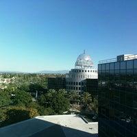 Photo taken at Sheraton Cerritos Hotel by Leo G. on 11/6/2015