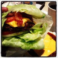 Photo taken at Nation's Giant Hamburgers by Sunny P. on 5/23/2013