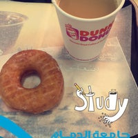 Photo taken at Dunkin' Donuts by Saud ♊️ ♚. on 10/9/2016