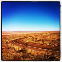 Photo taken at Painted Desert by Melissa F. on 12/23/2012