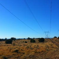Photo taken at Western Area Power Administration/Flagstaff-Mead 345 kv Reconductor by Tim L. on 10/19/2013