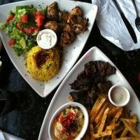 Photo taken at Almaza Restaurant by Gokkus on 10/24/2012