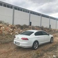 Photo taken at Karahallı organize ileri tarım by Oktay Ç. on 2/11/2018