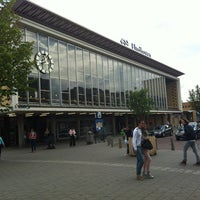 Photo taken at Station Eindhoven by Wouter F. on 6/15/2013