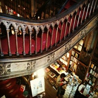 Photo taken at Livraria Lello by Marina C. on 5/11/2013