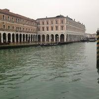 Photo taken at Hotel Al Ponte Antico by Эдуард Р. on 12/29/2013