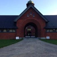 Photo taken at Shelburne Farms by Sara M. on 8/18/2014