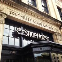 Photo taken at ShopHouse Kitchen by Michael D. on 7/23/2013