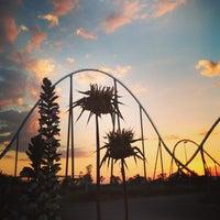 Photo taken at PortAventura Park by Juanjo F. on 6/14/2013