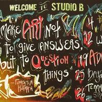 Photo taken at Tony's Studio B by Tony G. on 9/11/2015