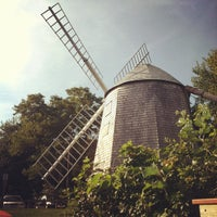 Photo taken at Judah Baker Windmill by Commuter D. on 8/25/2014