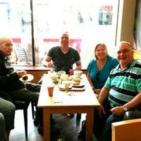 Photo taken at Costa Coffee by Gordon J. on 7/10/2016