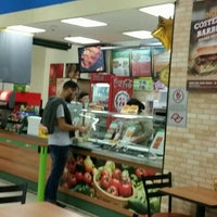Photo taken at Subway by Lucas S. on 10/25/2015
