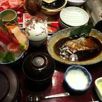 Photo taken at 和食レストラン とんでん 春日部店 by イリアナ   Iriana on 6/6/2013
