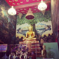 Photo taken at Wat Rai King (Wat Mongkhon Chindaram) by Boomza S. on 3/30/2013