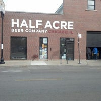 Photo taken at Half Acre Beer Company by Larry G. on 10/29/2012