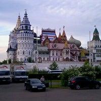 Photo taken at VEGA Izmailovo Hotel by Natalia S. on 6/16/2013