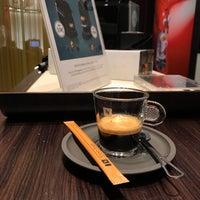 Photo taken at Nespresso Boutique by Nima C. on 3/27/2017