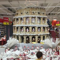 Photo taken at Carrefour by Nima C. on 11/15/2014