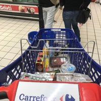 Photo taken at Carrefour by Nima C. on 5/29/2017