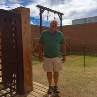 Photo taken at Tombstone Courthouse State Historic Park by Ben H. on 5/21/2016