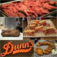 Photo taken at Dunn's Famous Restaurant & Delicatessen by Dennis P. on 10/7/2015