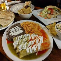 Photo taken at Taqueria Playa Tropical by Dennis P. on 11/23/2015