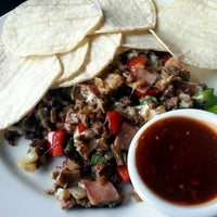 Photo taken at Salsa & Agave Mexican Grill by Dennis P. on 1/30/2013