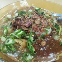 Photo taken at Mui Thiang Kee Eating House by Thomas P. on 2/28/2013