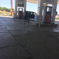 Photo taken at TAŞ PETROL by Abuzer T. on 6/24/2017