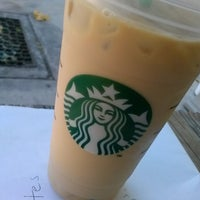 Photo taken at Starbucks by Justin A. on 5/9/2013