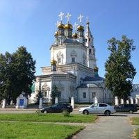 Photo taken at Верхотурский кремль by Константин Н. on 8/24/2013