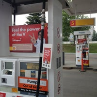 Photo taken at Shell by Tim T. on 6/15/2013