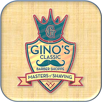 Photo taken at Gino's Classic Barber Shoppe by Gino's Classic Barber Shoppe on 9/19/2014
